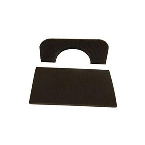 Espuma filtrante (2 piezas) (223079-33433) para aspirador 00642117 Bosch