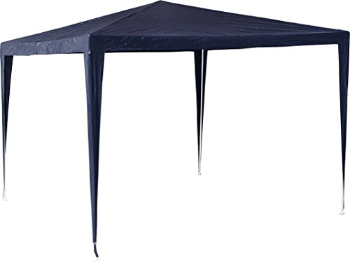 Outdoor Furniture Weather Resistant 3m x 3m Portable Gazebo (Material: Polyethylene, Assembly Required) (Blue)