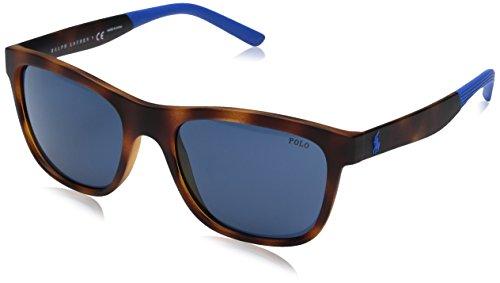 Ralph Lauren POLO 0PH4120 Gafas de sol, Yellow Havana, 55 para Hombre