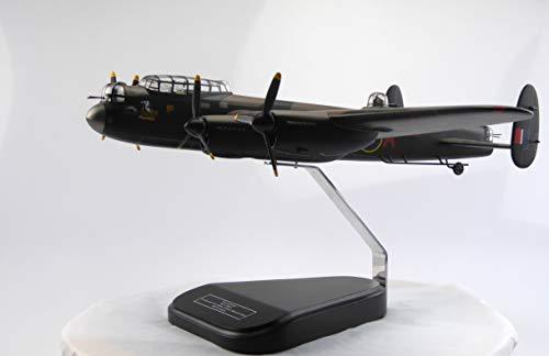 Bravo Delta Avro Lancaste Thumper III Klar Baldachin Gear Up Modellflugzeug