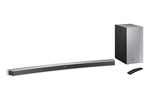 Samsung HW-M4501 Soundbar Curva, Argento