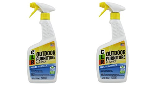Outdoor Furniture Cleaner, Protect Outdoor Furniture Investments From Fading And Discoloration 2 Pack of 26 fl oz