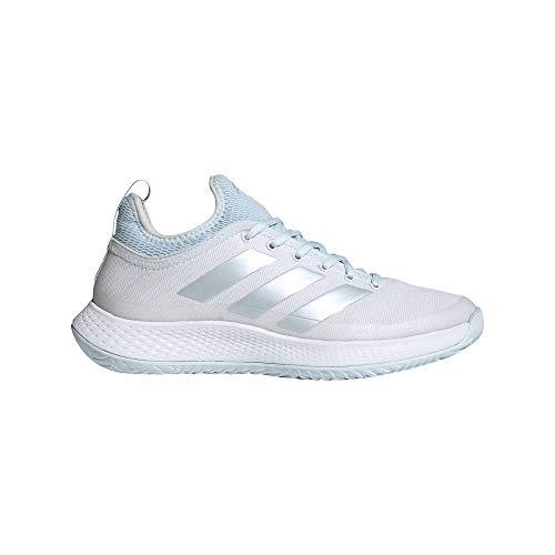 adidas Defiant Generation W, Zapatillas de Tenis Mujer, FTWBLA/MATCIE/MATCIE, 37 1/3 EU