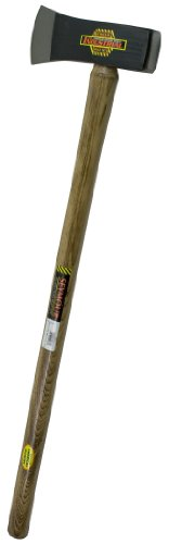 Affordable Seymour SM-6 6-Pound Sledge Eye Splitting Maul 36-Inch Hickory Handle