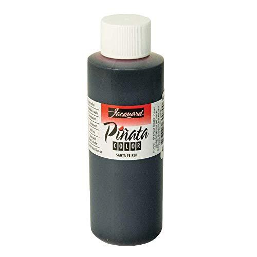Jacquard : Piñata : Alcohol Ink : 4oz (118ml) : Santa Fe Red 007 : Ship By Road Only