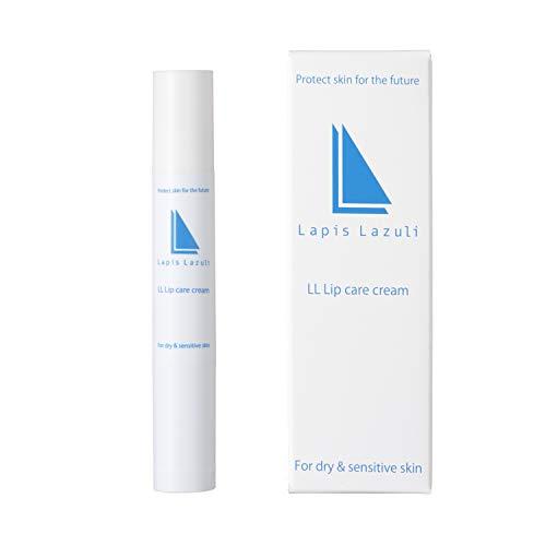 LLリップケアクリーム 2.6g リップクリーム セラミド ホホバオイル 乾燥肌 敏感肌 保湿 潤い 香り付き