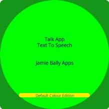 Talk App (Text to Speech)