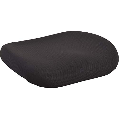 Lorell Premium Chair Seat, Black