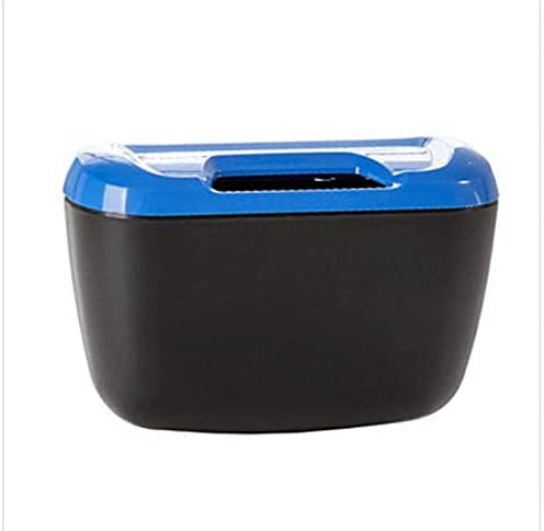 ASDFGH High quality new Car Garbage Can Animer and price revision Mini Storage Suspension Box Trash