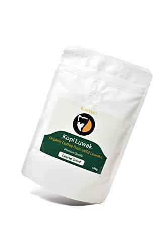 Kopi Luwak Premium - Moagem grossa