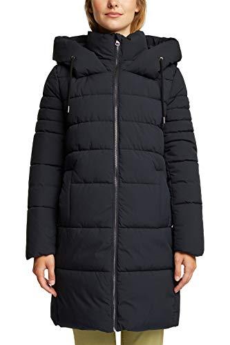 Esprit 100EE1G306 Jacket, 001/Black, XXL Femme