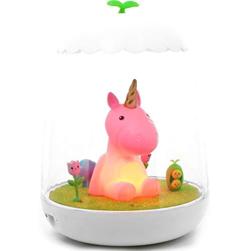 Petit Akio Unicornio - Lámpara, unisex