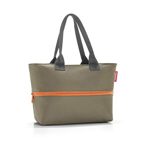 Reisenthel Shopper e1 Olive Green, 50x26,50x16,50 cm