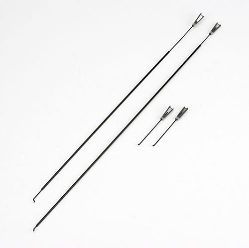 ParkZone PKZ5122 Pushrods/Push-Rods with Clevis: Extra 300 by ParkZone