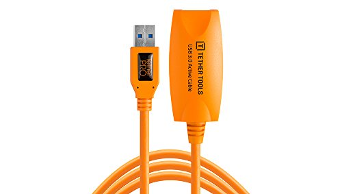 Kabel USB TETHER Tools TetherPro USB 3.0Active Extension 5M orange [cu3017]
