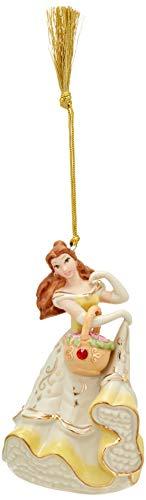 Lenox 879991 Disney Princess Belle Ornament