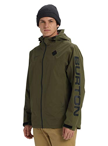 Burton Men's Gore-tex 2L Packrite Jacket, Keef, Medium