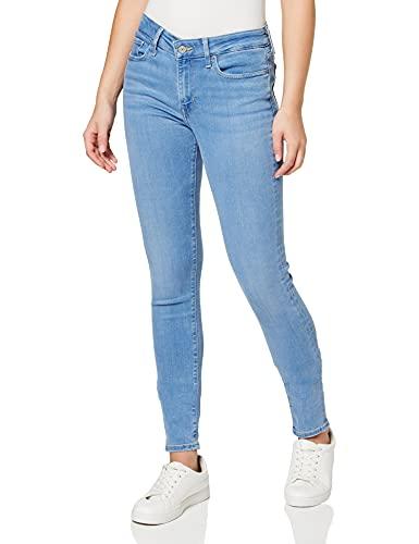 Levi's Damen 711 Skinny Jeans, Rio Tempo, 30W / 32L
