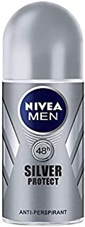Nivea Nivea Silver Protect Deodorant Roll On for Men 50ml