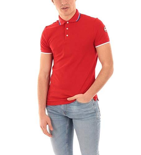 Colmar Originals Luxury Fashion Herren 7659Z4SH193 Rot Baumwolle Poloshirt | Frühling Sommer 20