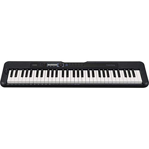 Casio Casiotone, 61-Key Portable Keyboard with USB (CT-S300) (Renewed)