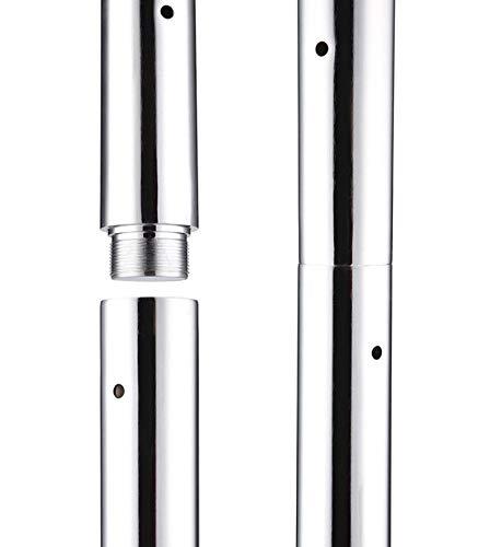 Pole-Dance-Stange Verlängerung für Stangen 50 cm Durchmesser 45 mm Verlängerung für Pole-Dance-Stange
