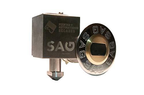 Cerradura de suelo para persianas SAG