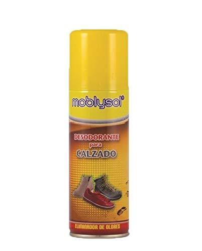 Desodorante Calzado Aerosol 270. Botella de 200 ml.