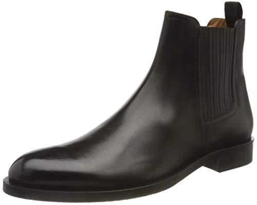 BOSS Herren Barkley_Cheb_lt Half Boot, Dark Brown201, 46 EU(UK 12)