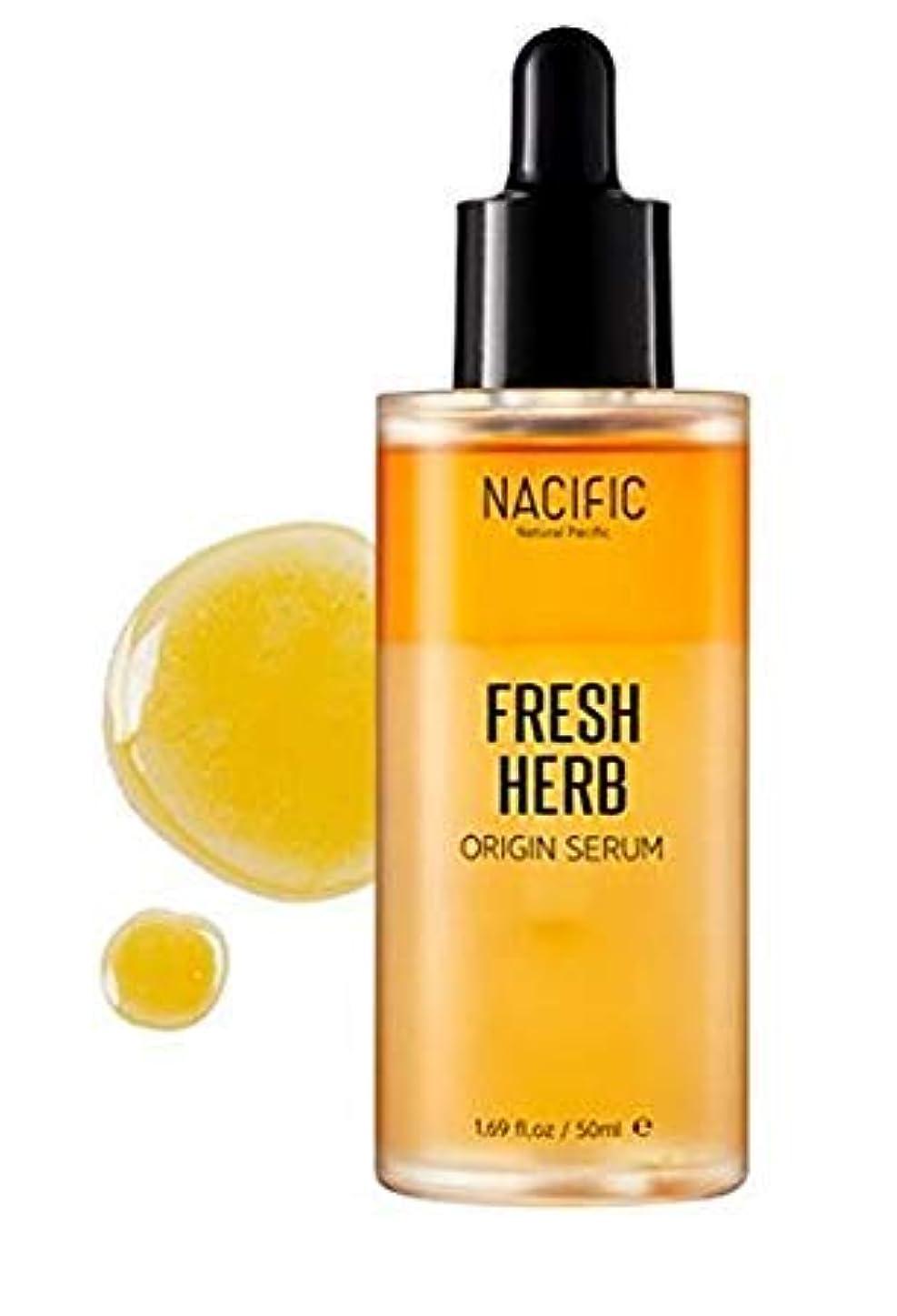 アシスタント男らしい空の[NACIFIC]Fresh Herb Origin Serum 50ml/ナチュラルパシフィック フレッシュ ハーブ オリジン セラム 50ml [並行輸入品]