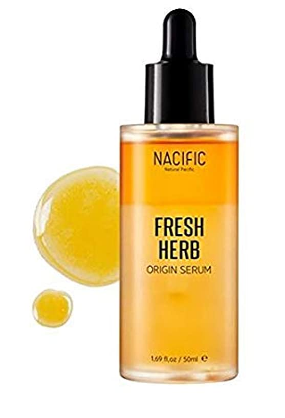 人口行商人緩む[NACIFIC]Fresh Herb Origin Serum 50ml/ナチュラルパシフィック フレッシュ ハーブ オリジン セラム 50ml [並行輸入品]