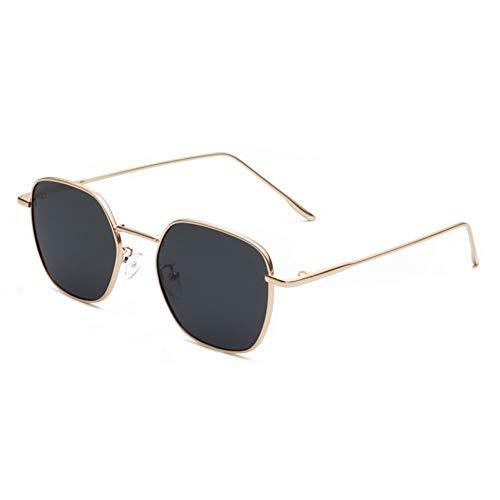 CNBKMG Fishing Sunglasses New Retro Metal Sunglasses Men and Women Camouflage Glasses Sport-C