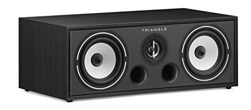 Great Features Of triangle HiFi Home Cinema Center Speaker – Borea BRC1, Black Ash
