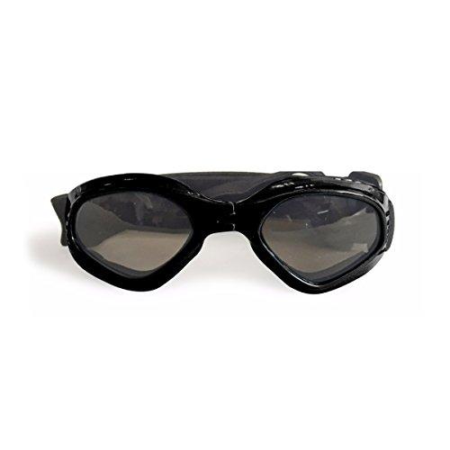 PETCUTE Gafas de Sol para Perros Gafas Protectoras para Mascotas doggles para...