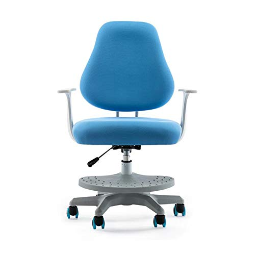 FENGFAN kinderstoel leerstoel stoel stoel rugleuning verstelbare bureaustoel computer bureau stoel