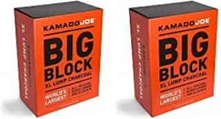 Kamado Joe KJ-Char Hardwood, Extra Large Lump Charcoal (2)