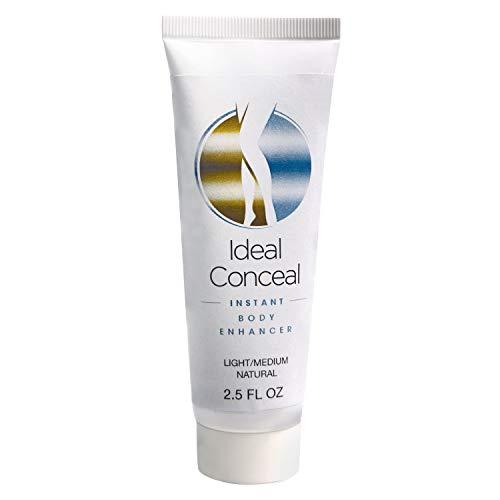 Ideal conceal light/medium natural body enhancer as seen on tv