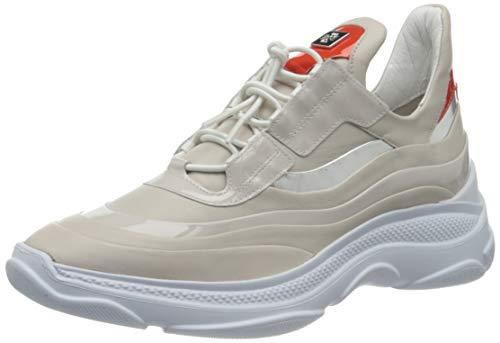 HÖGL Damen Visionary Sneaker, Mehrfarbig (Light Grey/Multi 6799), 38.5 EU