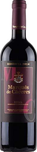 Bodegas Marqués de Cáceres Reserva 2014 trocken (0,75 L Flaschen)