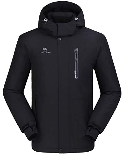 Long Snow Jackets Mens