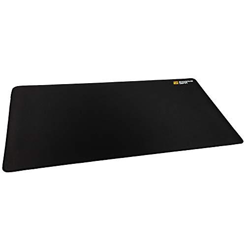 ENDGAME GEAR MPJ-890 Rutschfestes Gaming-Mauspad - XL Mauspad - Schreibtischunterlage - Größe : 890x450x3mm - Ergibt Ausgezeichnete Gleiteigenschaften für alle Maustypen -Black (schwarz)