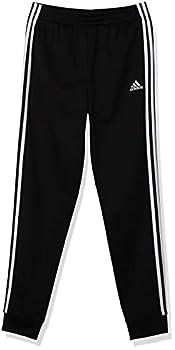 adidas Boys  Big Tricot Jogger Pant Iconic Black XL  18/20