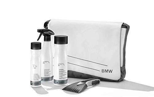 BMW Winter Pflege-Set BMW Pflegetasche BMW Winter Pflege-Set BMW Pflegetasche Eiskratzer Scheiben-Enteiser Scheiben-Enteiser Innenreiniger