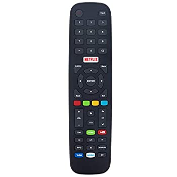 KT1746-HG1 Replacement Remote Control Applicable for Polaroid TV 32T2H 40T2F 43T7U 49T7U 50T7U 55T7U 65T7U 70T7U