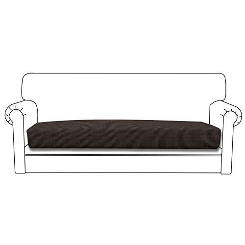 Easy-Going Copridivano Elasticizzato, Cioccolato, Oversized Sofa Cushion