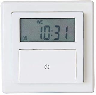 GAO EFP700ET Digitale Unterputz-Zeitschaltuhr, 8 x 5. 5 x 8 cm (B00U6392OQ) | Amazon price tracker / tracking, Amazon price history charts, Amazon price watches, Amazon price drop alerts