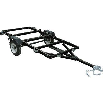 Ironton 4ft. x 8ft. Steel Folding Utility Trailer Kit - 1170-Lb....