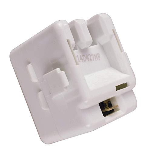 61005518 refrigerator relay and overload replacement parts, fully applicable to Whirlpool Maytag Magic Chef refrigerator replacement 12002782 1194680 AP4009659 PS2004057