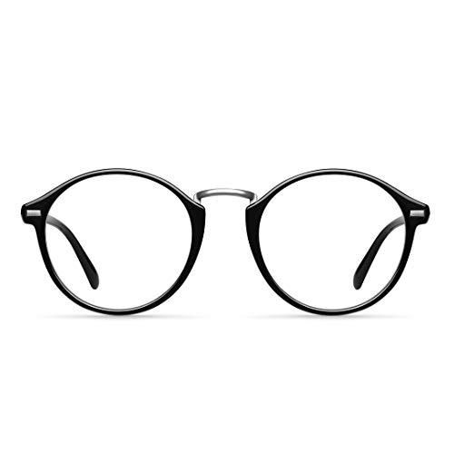 Meller - Nyasa Black - Anti Blaulicht-Brille für Herren und Damen