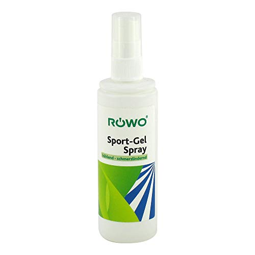 Sport Gel Spray röwo 100 ml